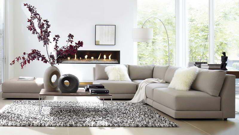 ... Click To Enlarge Image Colors For Modern Living Room With  ...