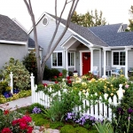 Small Front Yard Landscaping Idea - How to