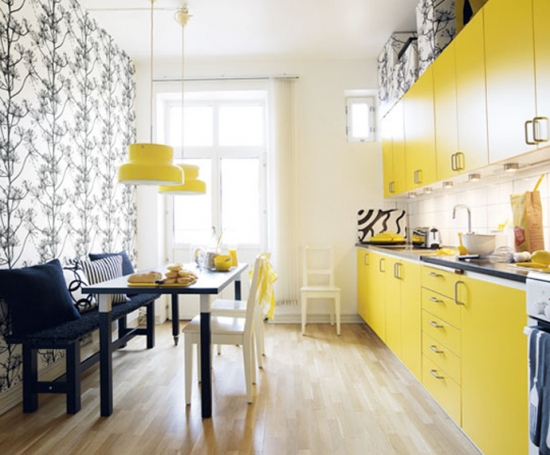 12 Ways to Yellow Your Home