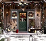 Cool Christmas Decoration Ideas for Porch