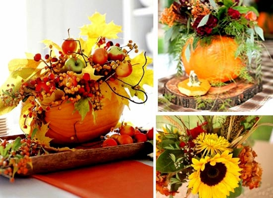Autumn decoration ideas