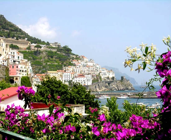 Amalfi Coast - a dream place