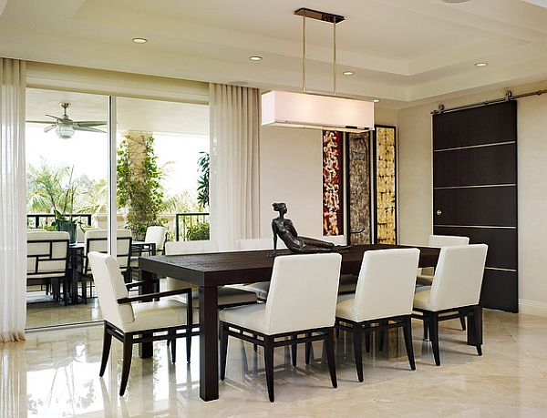 Fresh ideas for dining room