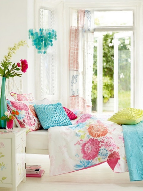 Ideas For Spring Decorations Home